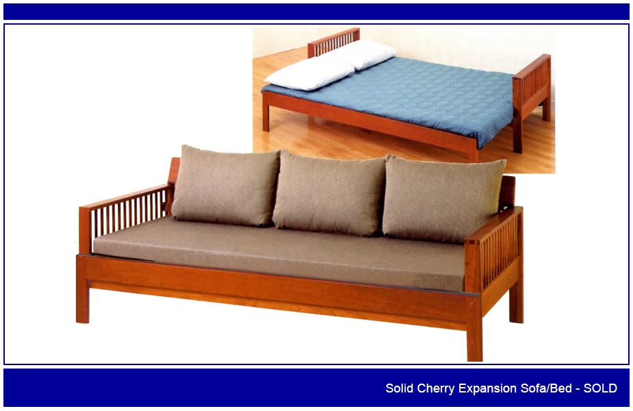Expansion Sofa Bed